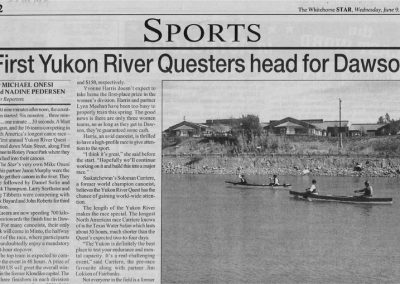 1999-Star-6-09-99-First-Yukon-River-Questers-head-for-Dawson